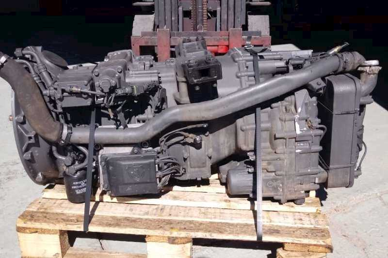 Full Units Scania Gearboxes