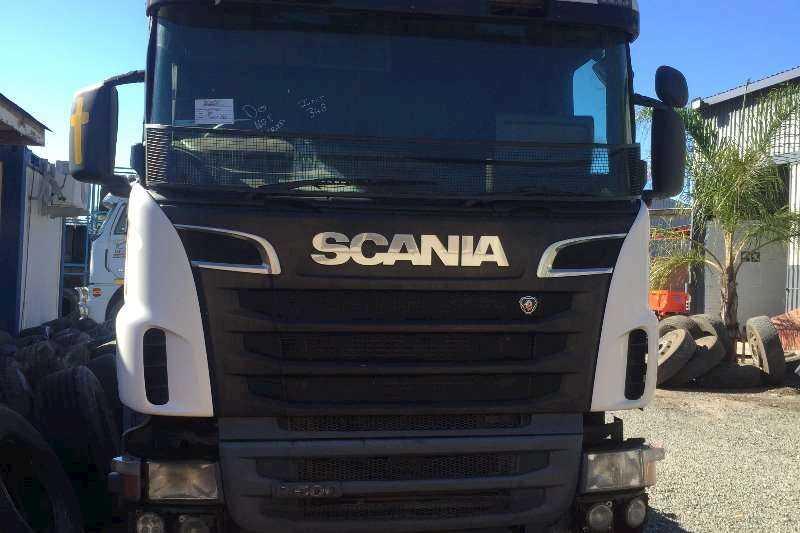 Full Units Scania Cab