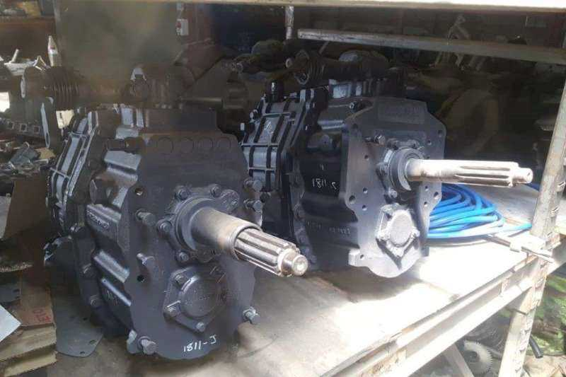 Full Units Tata Gearboxes