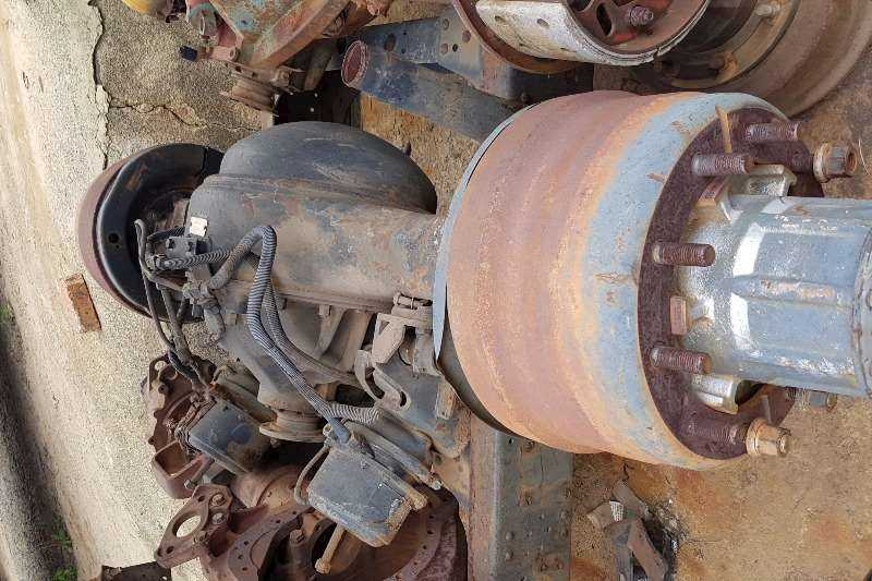 Rear Axle Differential Housing Halves Tata Axles