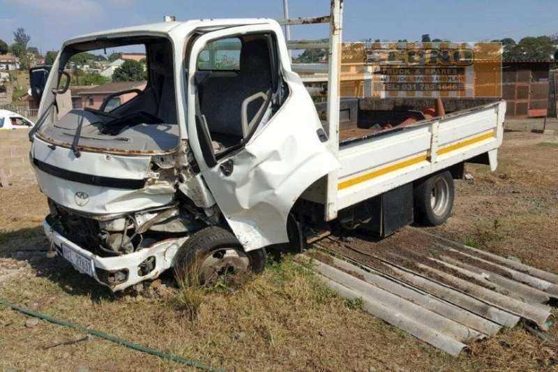 Trucks for Stripping Toyota Body
