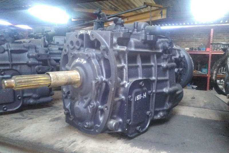 Full Units Toyota Gearboxes
