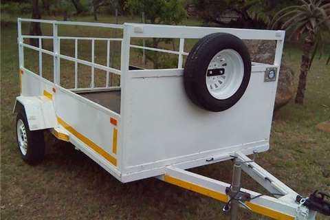 Utilitytrailer 2.8m X 1.5m X 1.0m
