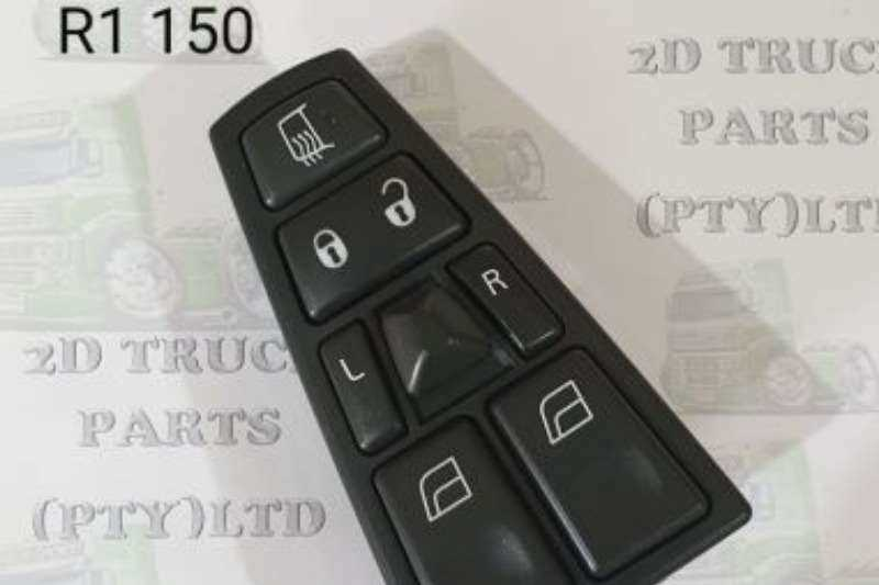 Switches Volvo Electrical Systems