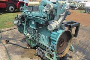 VolvoVolvo D26 Engine