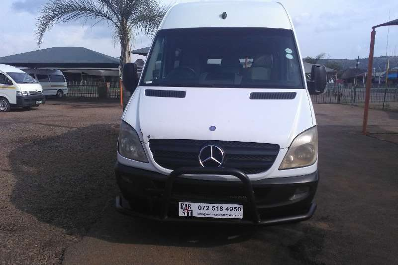 Mercedes benz in pretoria junk mail for Mercedes benz sprinter price list