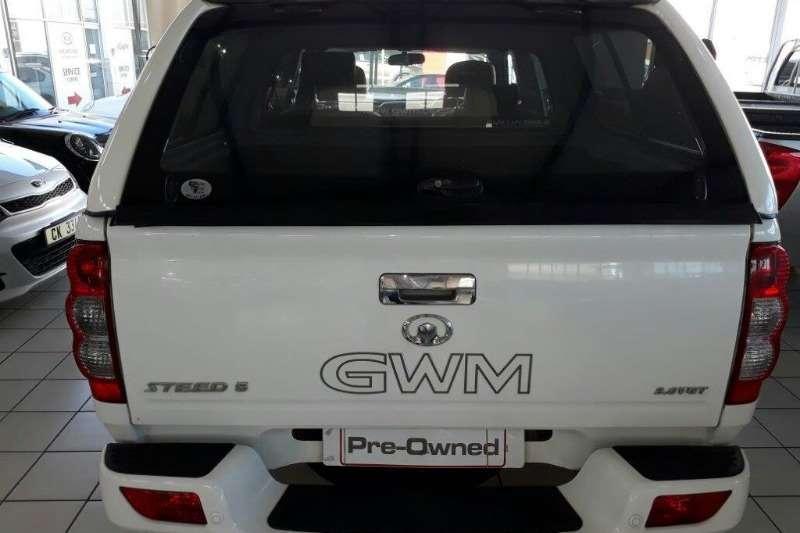2013 GWM Steed 5