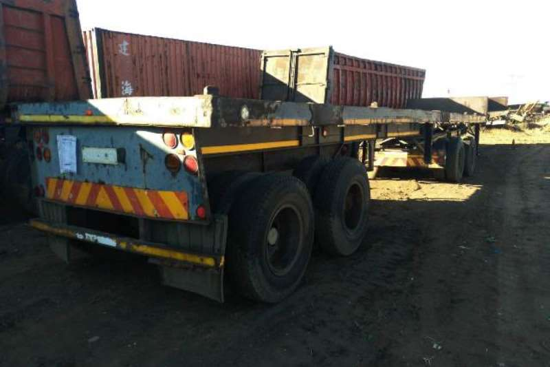 Other Double Axle Superlink Trailer