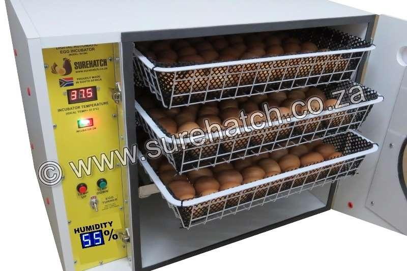 Surehatch SH180 Egg Incubator