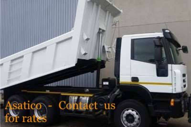 Powerstar Plant For Hire  Powerstar Tipper Truck 18m/3 2017