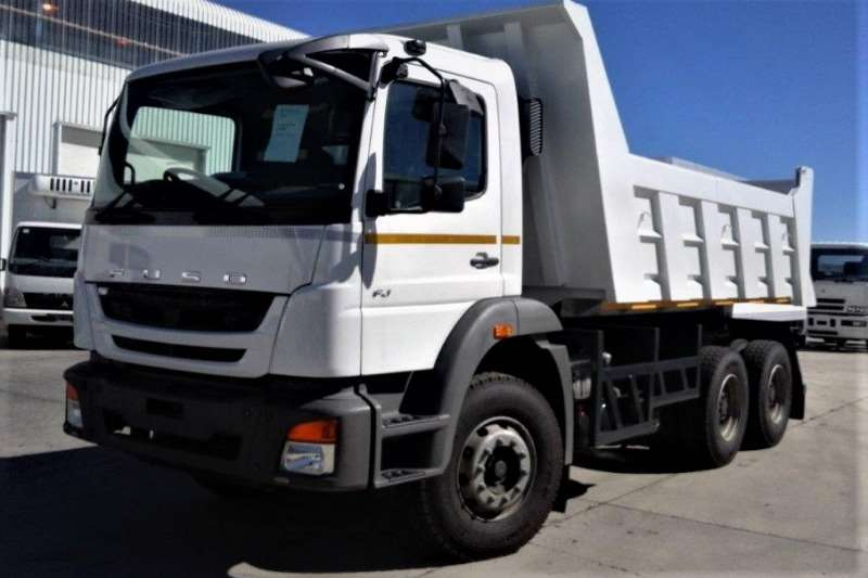 Fuso New FJ26-280 10 Cube Tipper