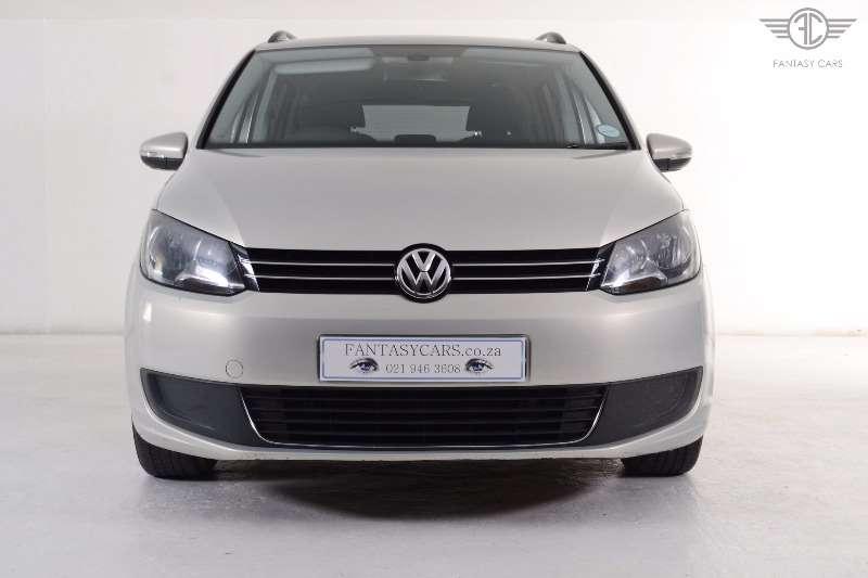 2012 VW Touran