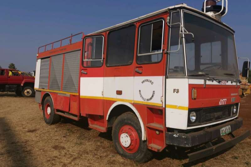 Karosa Fire Truck People Carrier
