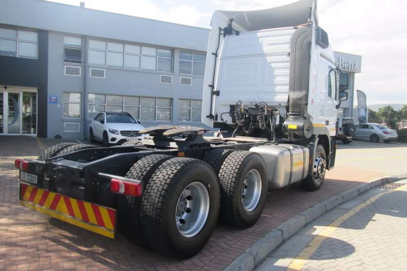 Mercedes Benz Actros 2654LS V8 Direct Drive 6x4