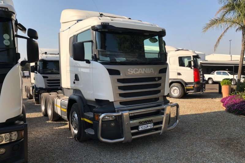 Scania G460 6x4 T/T
