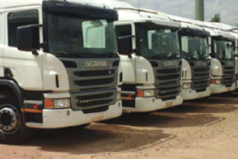 Scania P410 HP 6x4 TT
