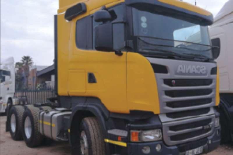 Scania R410 HP 6x4 TT