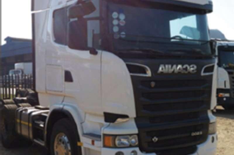 Scania R500 HP TT