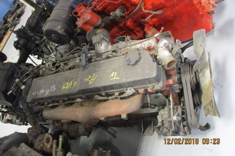 800 6HHI Engine