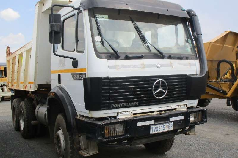 Mercedes Benz 2629 Powerliner