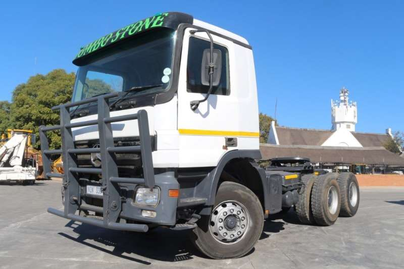 Mercedes Benz 3331 MP2 6x4 Horse with TFM Hydraulics