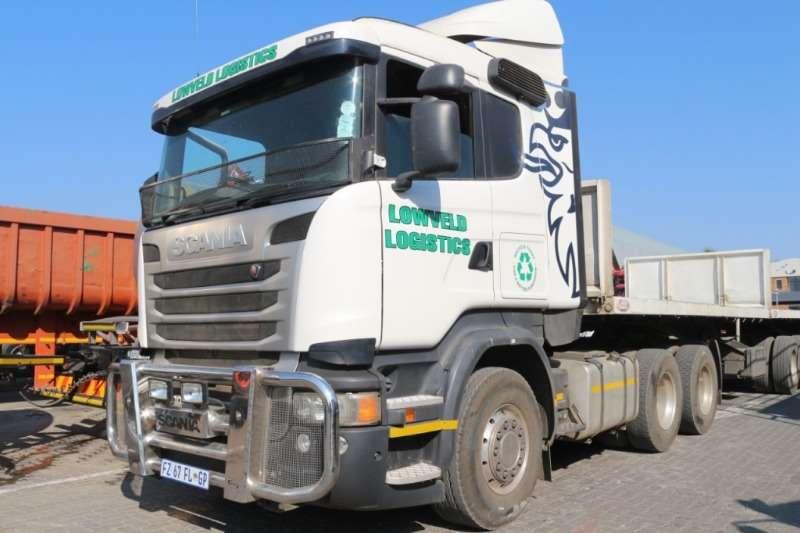 Scania R460 6x4 Horse