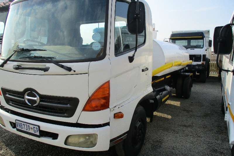 Toyota Honey sucker 6000Ltr(New)