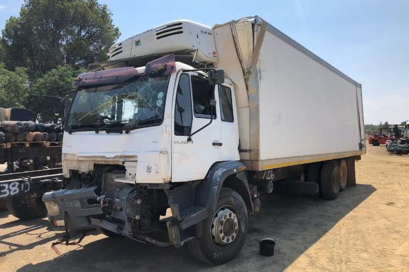 2007 MAN TGM 25.280 Stripping for Spares Accessories