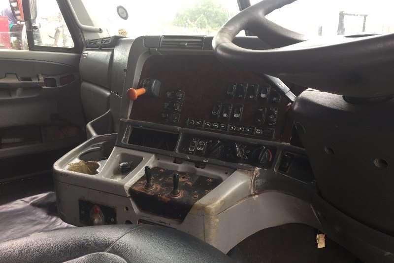 2008 Freightliner Argosy Cab Only Accessories