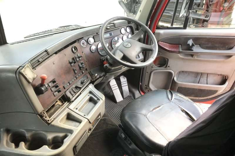2008 Freightliner Argosy ISX500 Cab Only Accessories