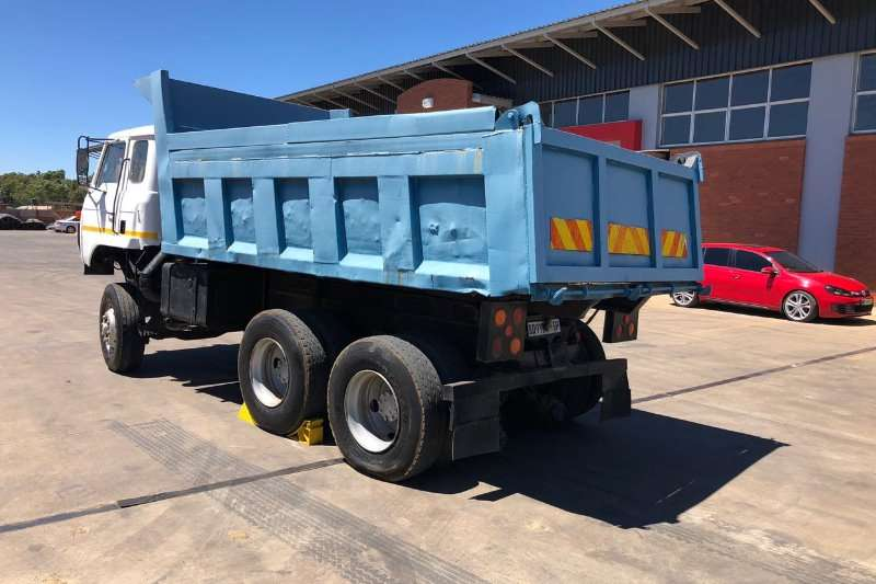 Nissan Double Axle Stripping for Spares Accessories