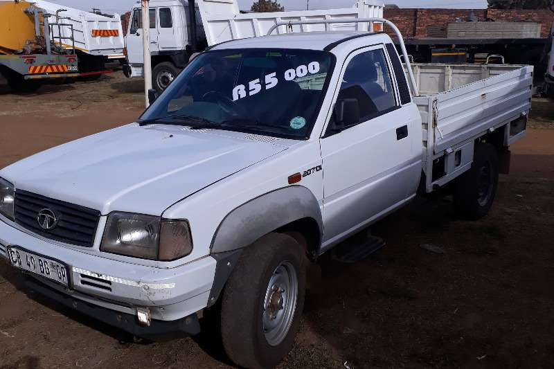 Advertise trailer TATTA BAKKIE FOR SALE 0