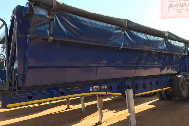 Afrit 40 cube Interlink Side Tippers available