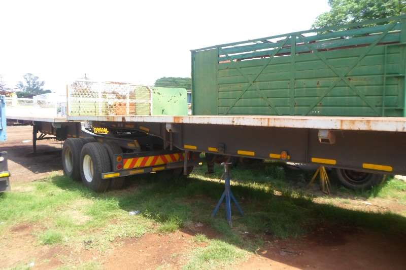 Afrit LINK FLAT DECK TRAILER