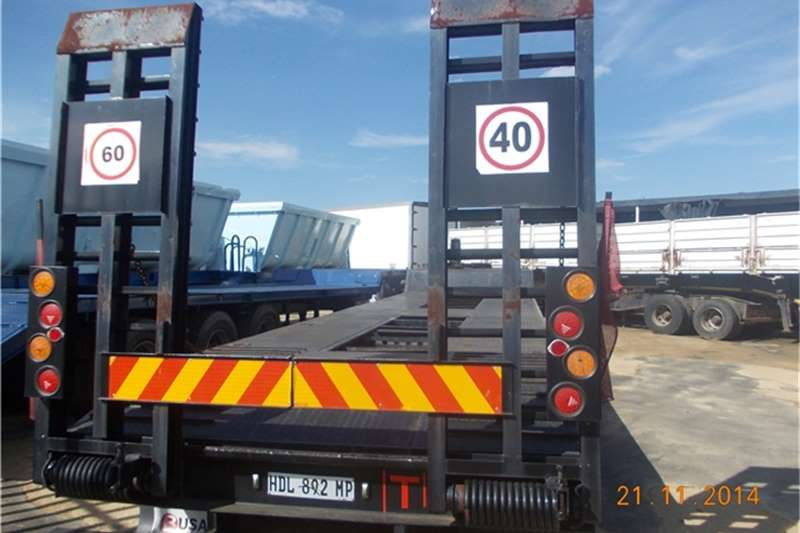 Afrit lowbad trailers for sale