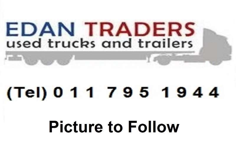 Afrit Trailers Double Axle Curtain side tandem axle 2012