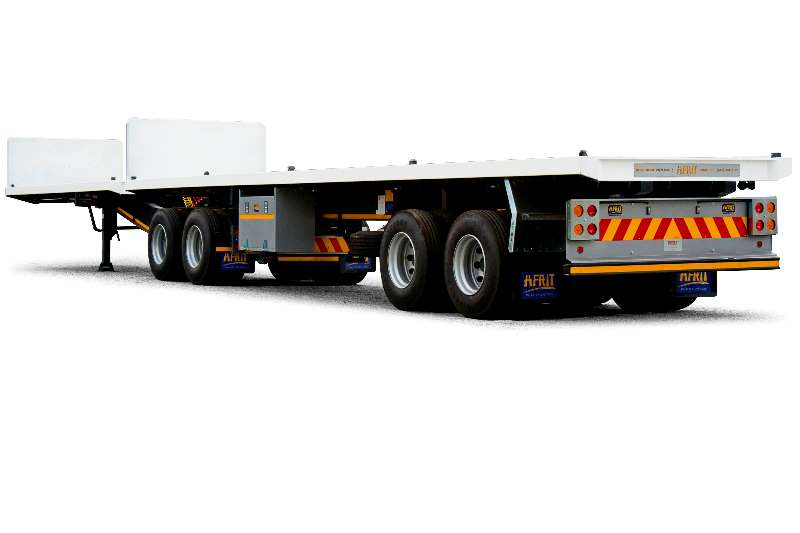 Flat Deck Trailer >> Afrit For Rent Flat Deck Trailers Trucks For Sale In Gauteng