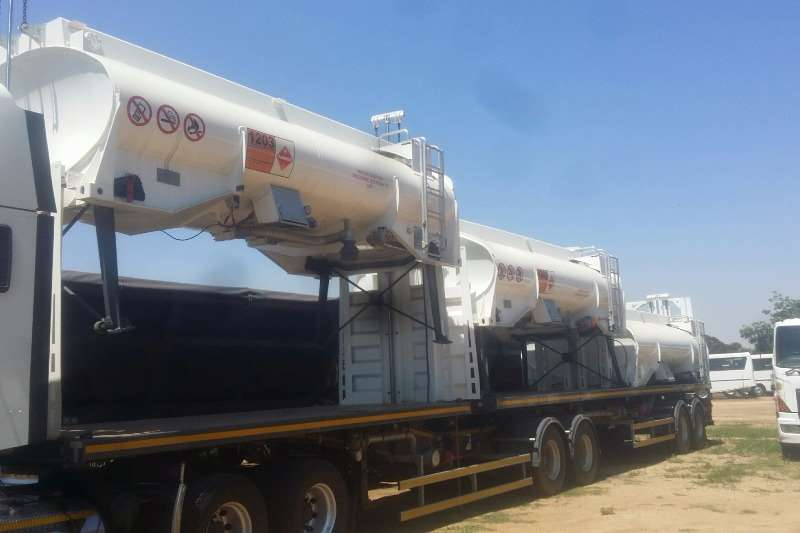 Afrit Fuel tanker 43000LT Trailers