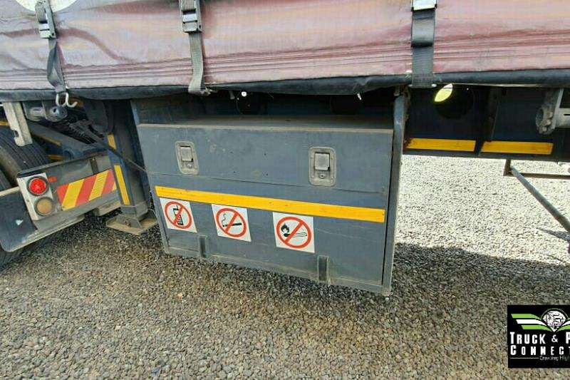 Afrit Tautliner 2008 Afrit Superlink Tautliner Trailers