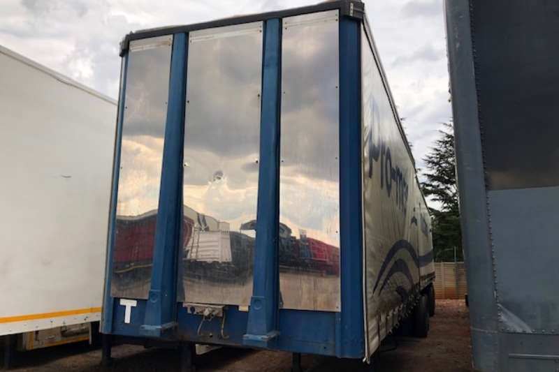 Afrit Tautliner 7/11 Interlink Tautliner Trailer Trailers