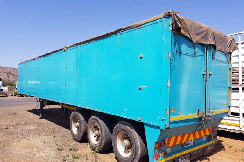 Afrit Trailers Walking Floor Walking Floor 2009