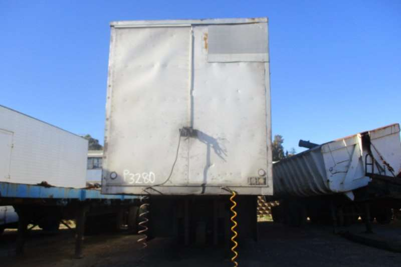 Busaf SINGLE AXLE