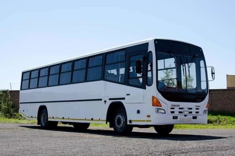 2018 Hino Hino 65 Seater Commuter Bus 65 Seater Buses