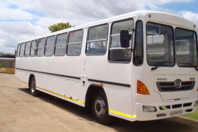 Hino 66 Seater (65 + driver) Commuter bus Buses