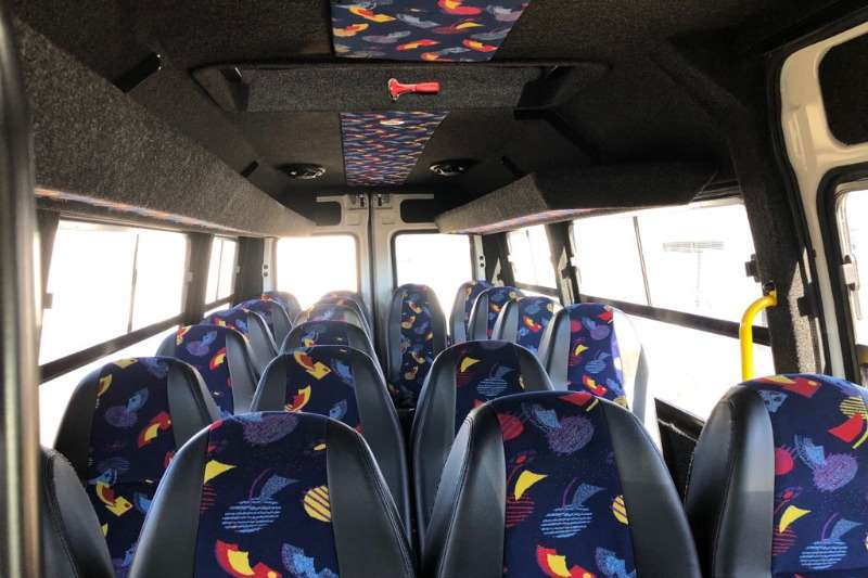 Iveco 22 seater 50 C 15 Highroof Midibus Buses