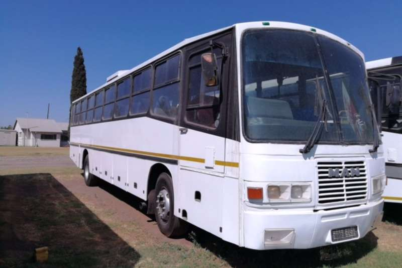 Buses MAN 65 Seater 16.240 1986