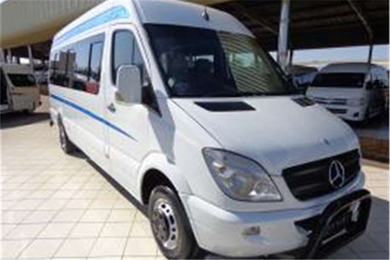 Buses Mercedes Benz 22 Seater 518 CDI SPRINTER  2011