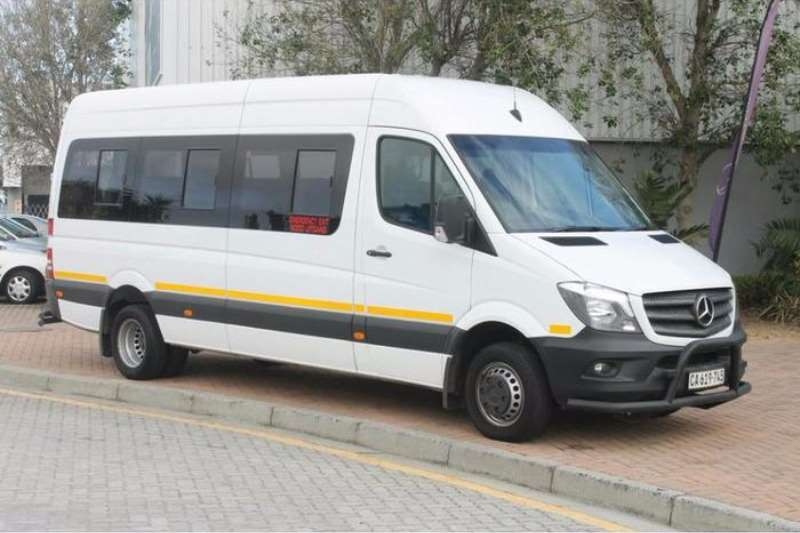 Buses Mercedes Benz 22 Seater New Sprinter 519 CDi 22 Seater 2018
