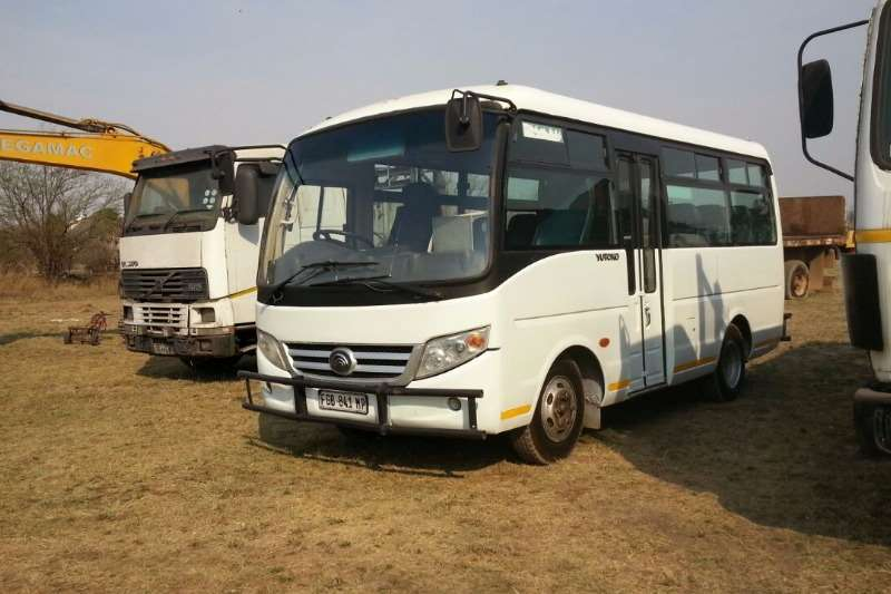 Buses Other 22 Seater 10 x Yutong (Cummins Engines) Available 2010