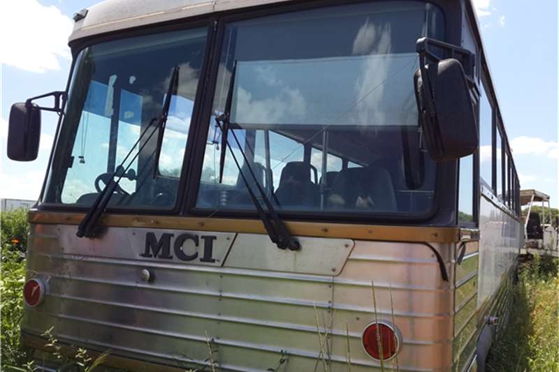 Buses Other 40 Seater MCI V8 DETROID 1971